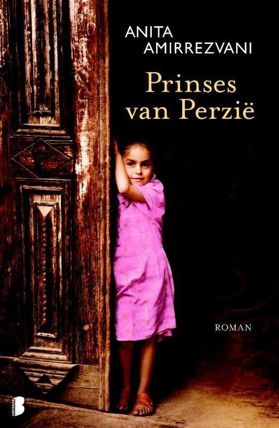 Prinses van Perzië - Anita Amirrezvani |