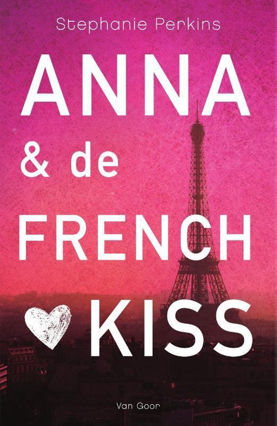 Anna & de French kiss - Stephanie Perkins |