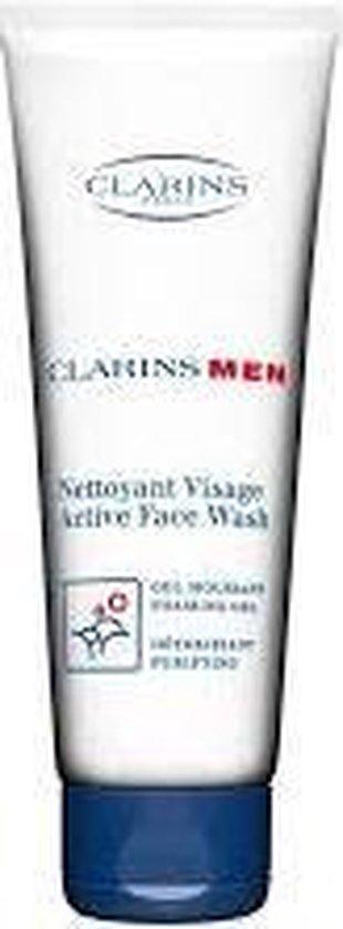Clarins Gezichtsverzorging Exfoliating Cleanser ClarinsMen 125 ml - Clarins