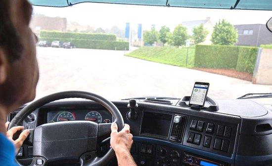 Wabco Traxee Fleet Tachograaf Management Systeem