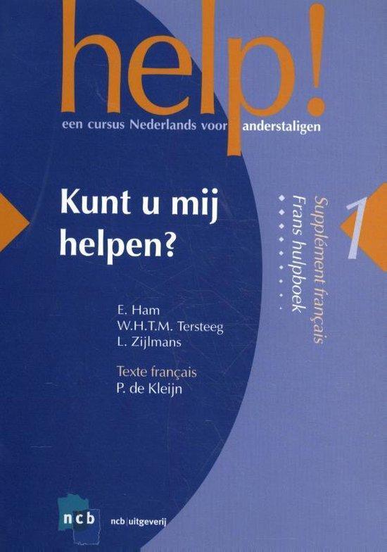 Help! 1 Hulpboek Frans - E. Ham |