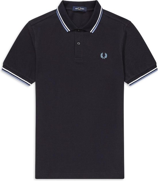 Fred Perry Twin Tipped Shirt Heren Poloshirt Xxl