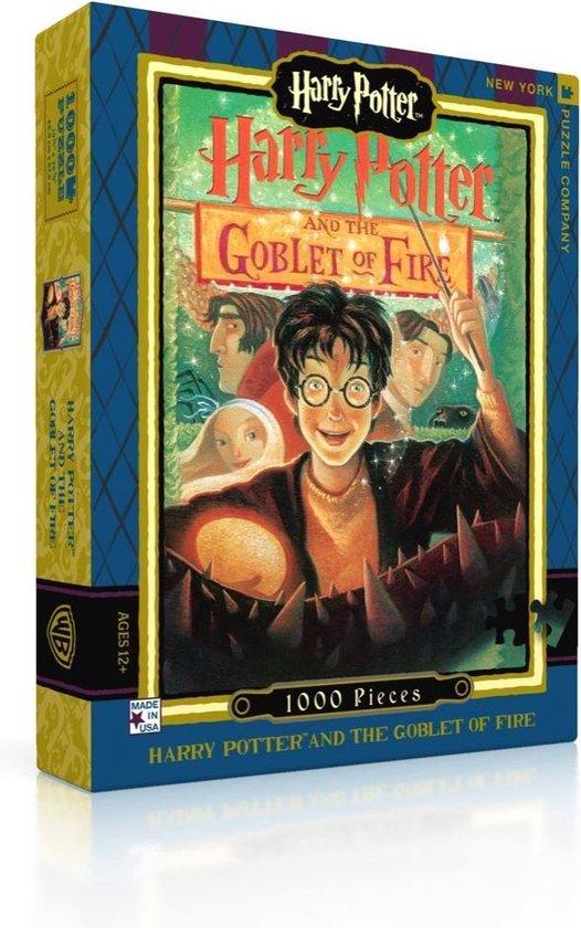 Puzzel Harry Potter - Goblet of Fire - 1000 stukjes