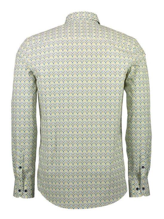 Herenkleding   Lerros Regular Fit Heren Overhemd Maat XL