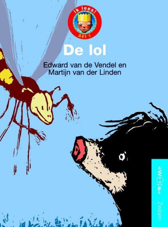 Cover van het boek 'De lol' van Edward van de Vendel