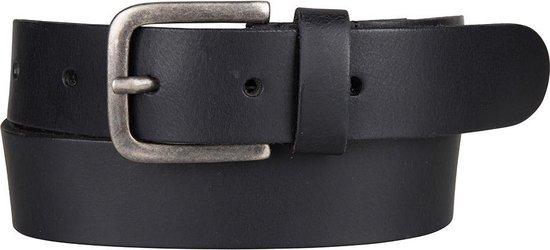 Cowboysbelt Riemen Belt 351005 Zwart Maat:100