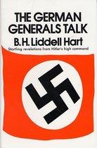 Boek cover German Generals Talk van Liddell B.H.