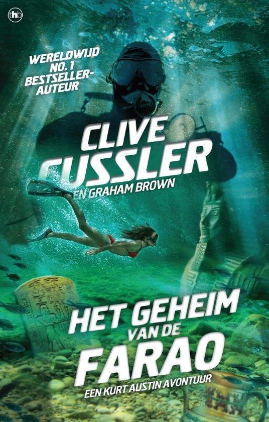 Het geheim van de farao - Clive Cussler   Fthsonline.com