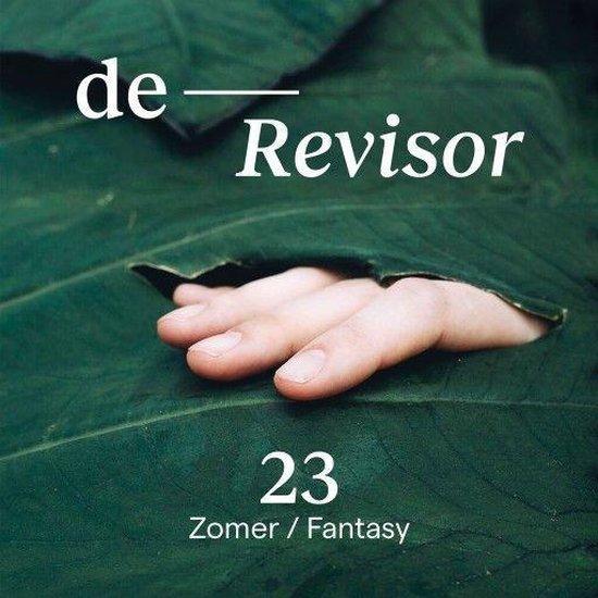 Boek cover Zomer/Fantasy van Thomas Verbogt (Onbekend)