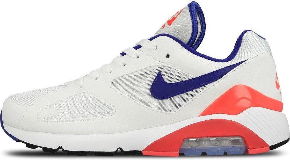 bol.com | Nike Air Max 180 Sneakers Heren - White ...