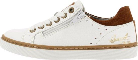 Bullboxer Ahm024E5L_ Sneaker Kids White/Brown 38