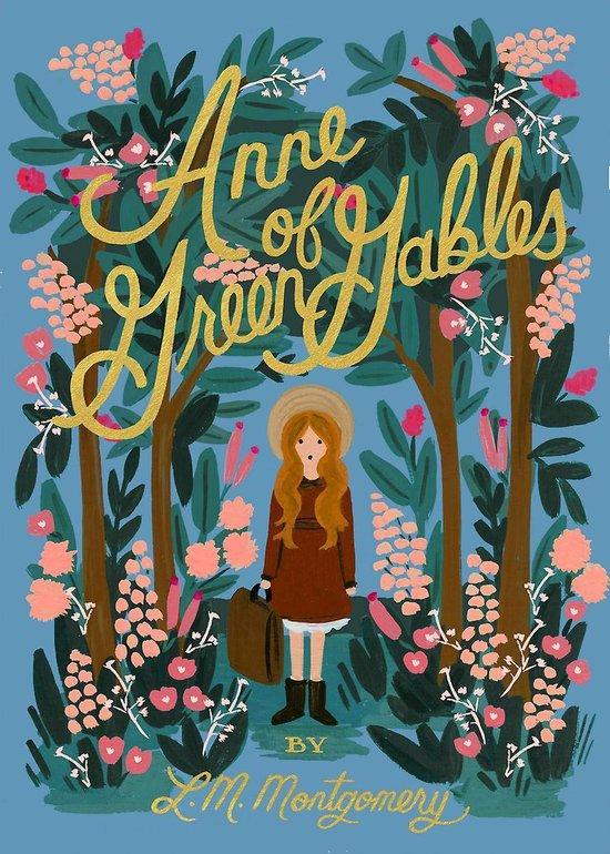 Boek cover Anne of Green Gables van L. M. Montgomery (Hardcover)