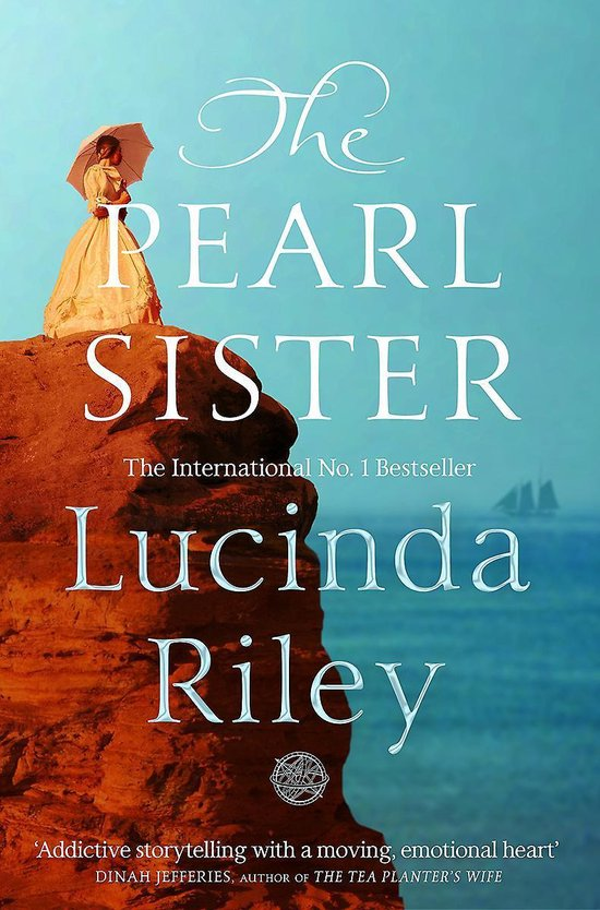 Boek cover The Pearl Sister van Lucinda Riley (Paperback)
