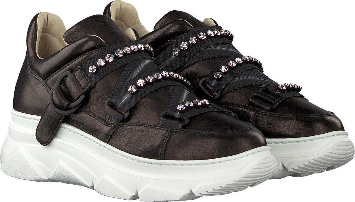 181 Dames Lage sneakers Maci - Zwart - Maat 38 wi8IP