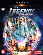 DC's Legends Of Tomorrow - Seizoen 4 (Blu-ray)