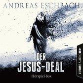 Omslag Der Jesus-Deal, Folge 1-4: Die kompletter Hörspiel-Reihe nach Andreas Eschbach
