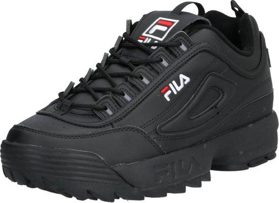 Fila sneakers laag disruptor Zwart-46