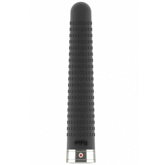 Shotsmedia - vibrator - G-spot stimulator - 10 verschillende snelheden - zwart