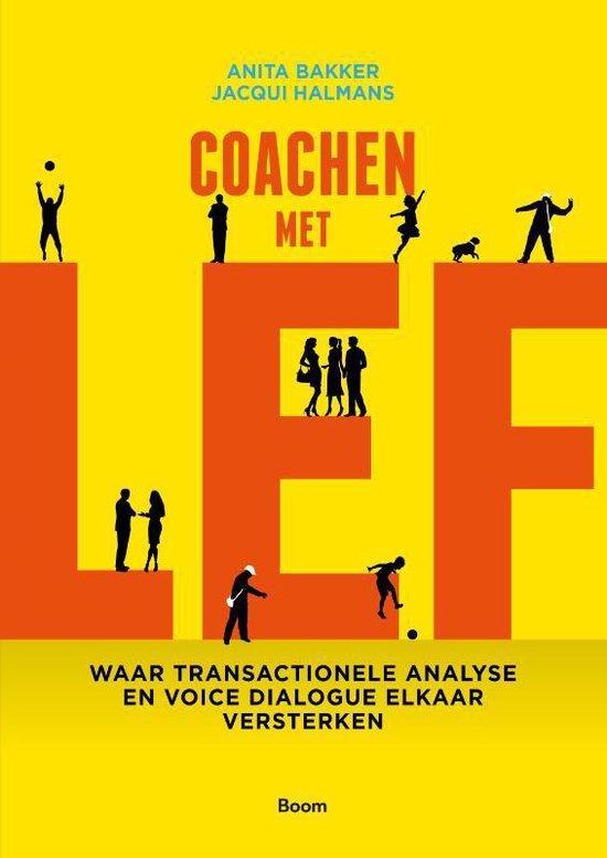Coachen met lef - Anita Bakker |