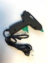 Lijmpistool lage temperatuur - 105-130ºC - 10w 220-240V - Geschikt voor 7,2mm Lijmpatronen