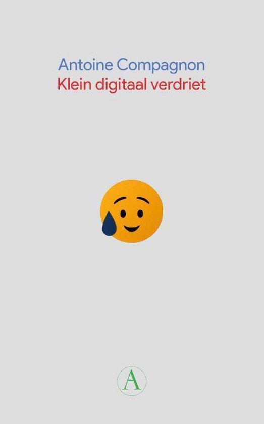 Klein digitaal verdriet - Antoine Compagnon |