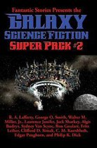 Boek cover Galaxy Science Fiction Super Pack #2 van Fritz Leiber (Onbekend)