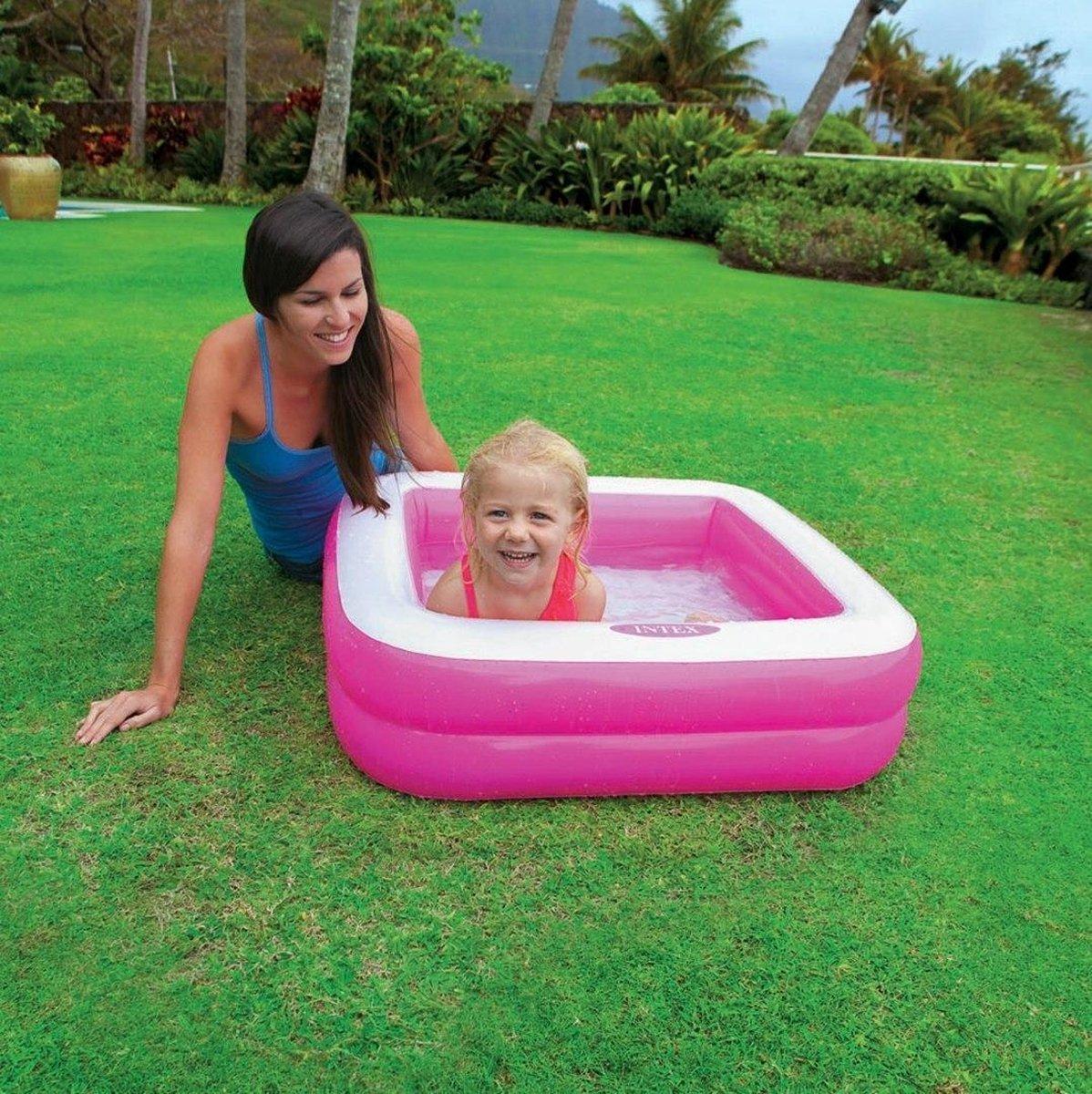 Zwembad Peuter Zwembadje Kinderzwembad Opblaasbaar 85 cm Intex