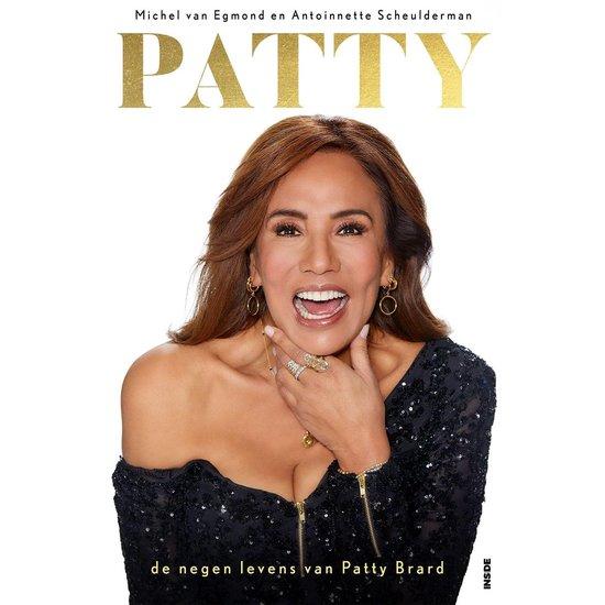 Boek cover Patty van Michel van Egmond (Onbekend)