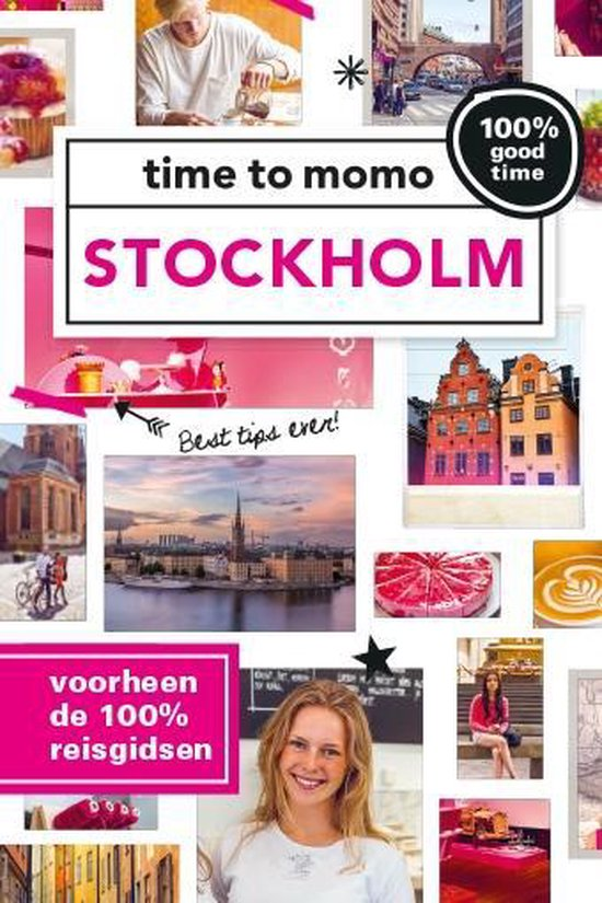time to momo - time to momo Stockholm - Saskia de Leeuw pdf epub