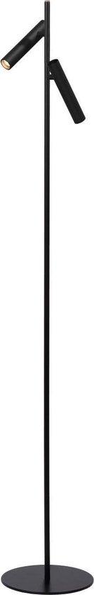 Lucide PHILON - Leeslamp - Ø 23 cm - LED Dimb. - 2x4,5W 3000K - Zwart
