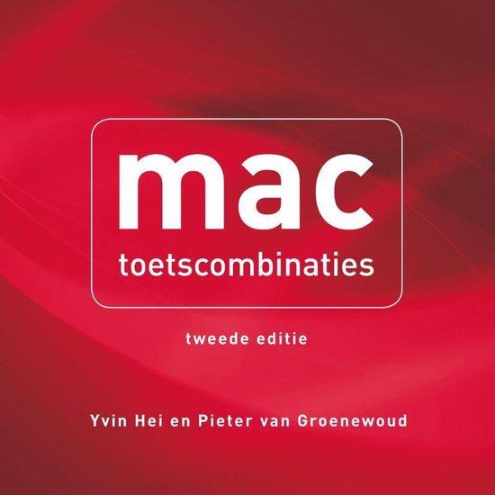 Mac - Toetscombinaties - Yvin Hei |
