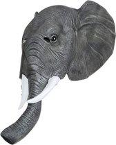 MikaMax Olifant Masker - Verkleedmasker - Dierenkop - Olifant Speelgoed