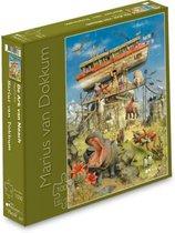 Puzzel - Marius van Dokkum - De ark van Noach - 1000st.