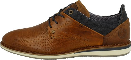 Bullboxer 633K25264G Lace-Up Men Tan/Cognac 40