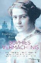Boek cover Sophies Vermächtnis van Ingeborg Prior
