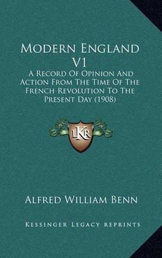 Modern England V1
