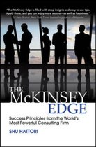 Boek cover The McKinsey Edge van Shu Hattori