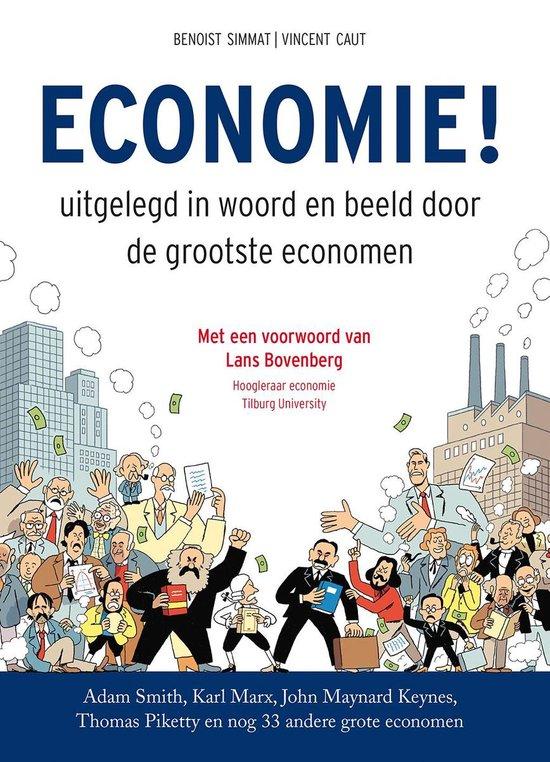 Economie! - Benoist Simmat |