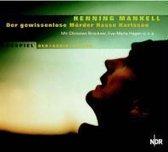 Der gewissenlose Mörder Hasse Karlsson. CD