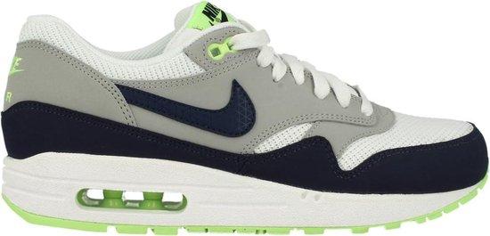 bol.com | Nike Air Max 1 Essential 537383 140 Wit;Blauw maat 41