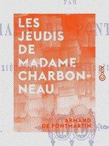 Omslag Les Jeudis de madame Charbonneau