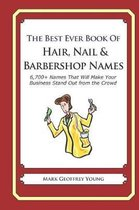 The Best Ever Book of Hair, Nail & Barbershop Names