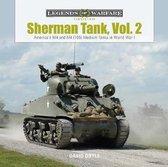 Omslag Sherman Tank, Vol. 2