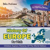 History Of Europe For Kids