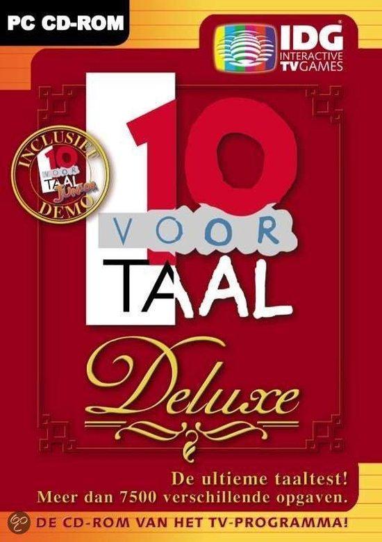 10 Voor Taal Deluxe – Windows