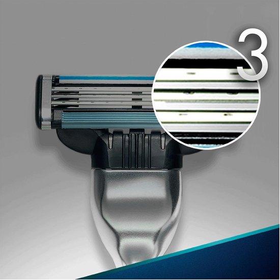 Gillette Mach 3 12stuk(s) Mannen scheermesje - Gillette