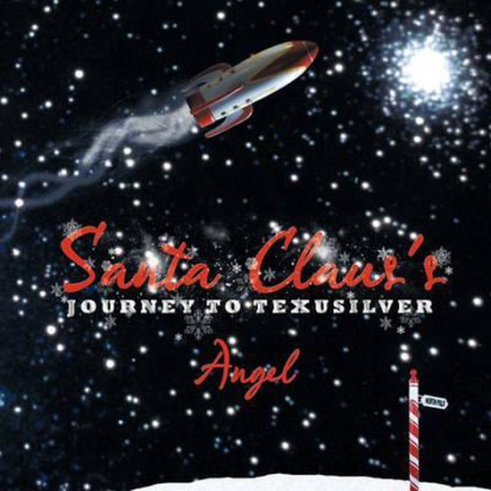 Santa Claus's Journey To Texusilver