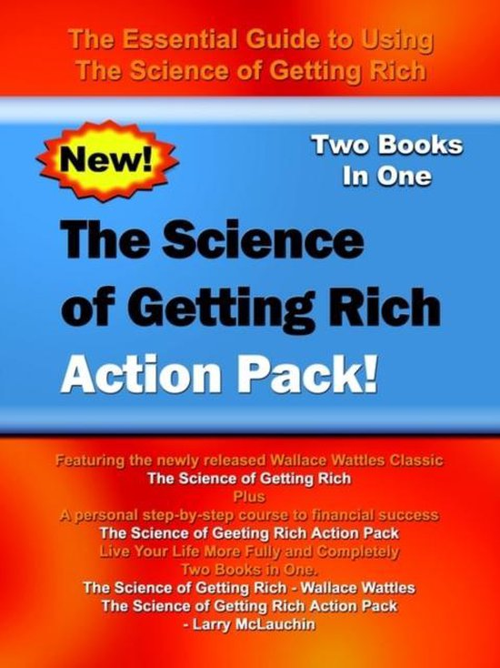 The Science of Getting Rich Action Pack!