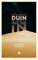 Boek cover Duin van Frank Herbert (Hardcover)