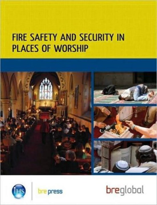 Fire Safety and Security in Places of Worship